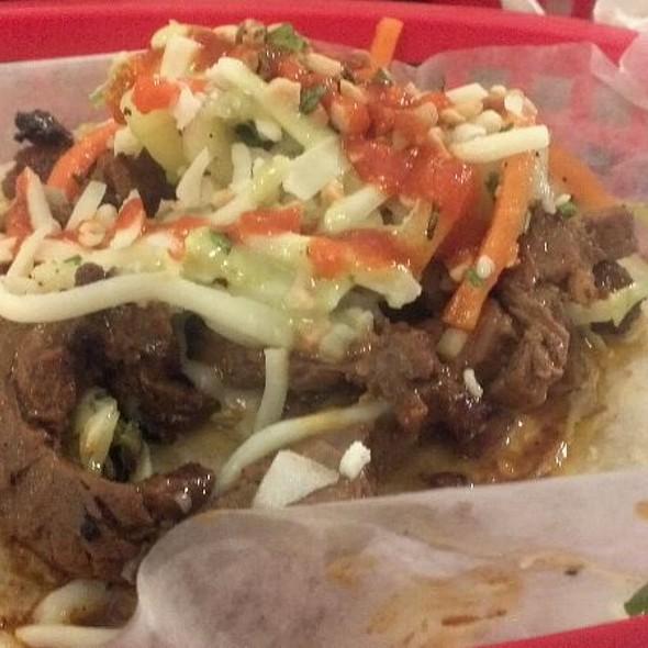 The Tuk Tuk @ Torchy's Tacos