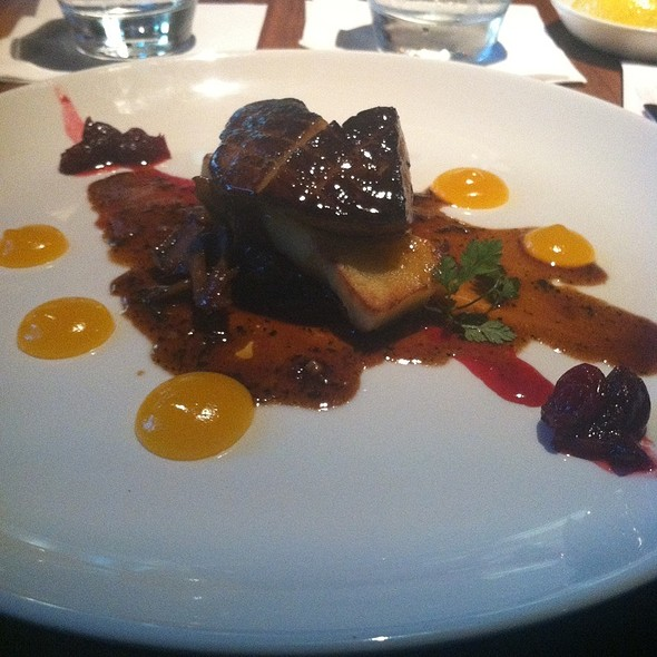 Foie Gras @ The Ranch Restaurant & Saloon