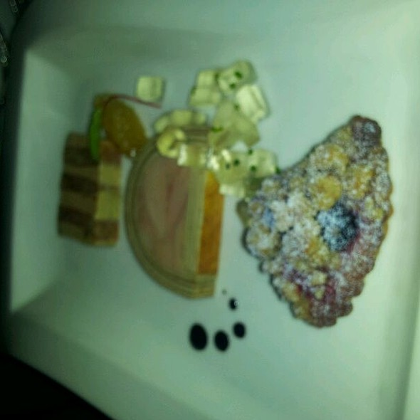 Fois Gras 3ways @ Restaurant August