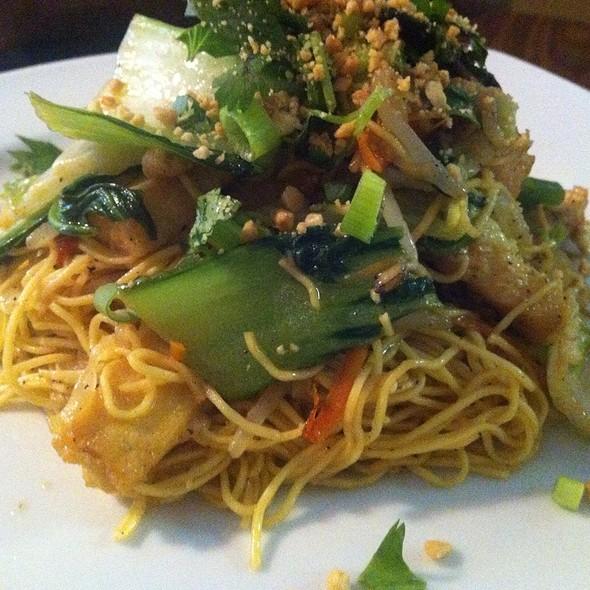 Tofu Noodles @ Sandra Rice & Noodles