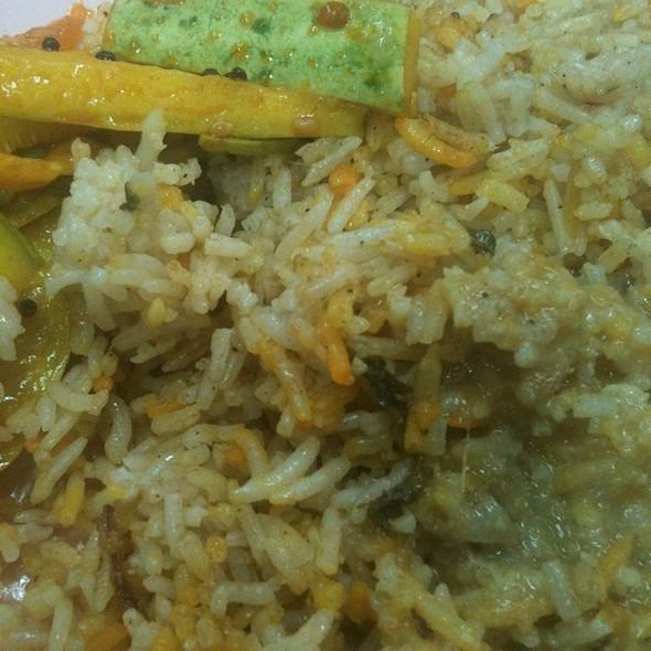 Nasi Beriani @ Restoran Bilal