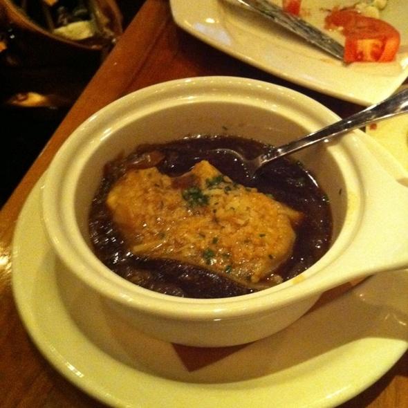 French Onion Soup @ Harry's Cafe & Steak