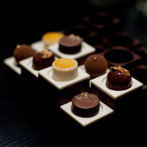 Chocolates @ Benu