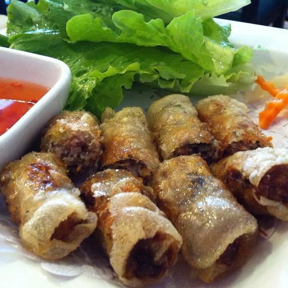 Deep Fried Vietnamese Spring Roll @ Huayuelou