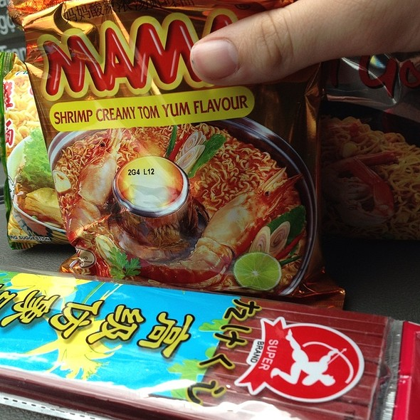 Ramen @ Lian Hoa Oriental Market
