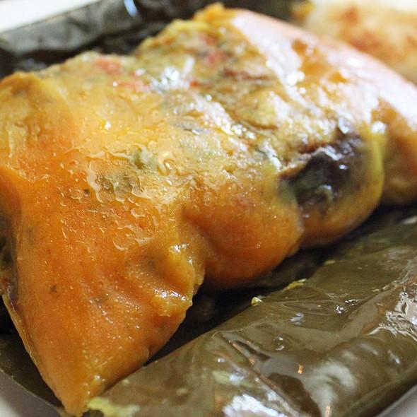 Tamal @ La Pequena Colombia Restaurant