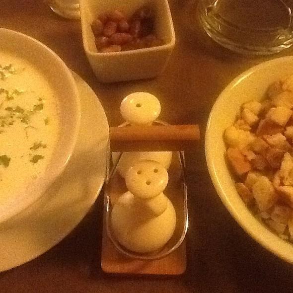 Cheese Soup  @ Yellowstreet