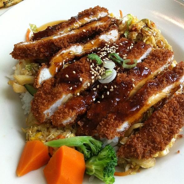 Pork Katsu Donburi