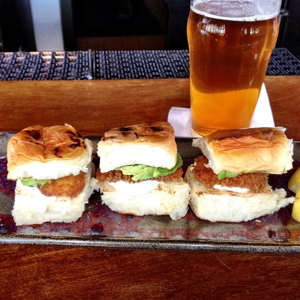 Fresh Catch Sliders