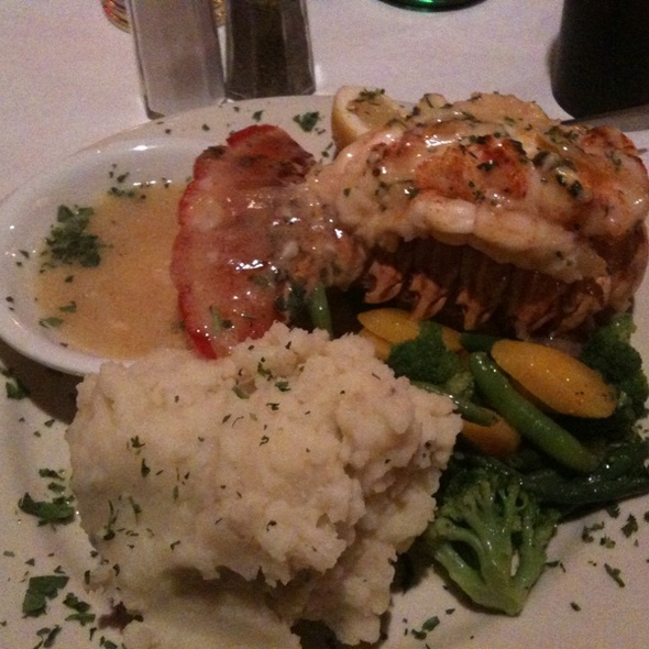 Lobster Tail @ Mt Haven Country Resort and Restaurant