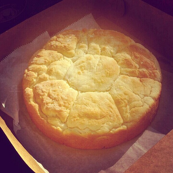 buttermilk biscuit @ Food Glorious Food
