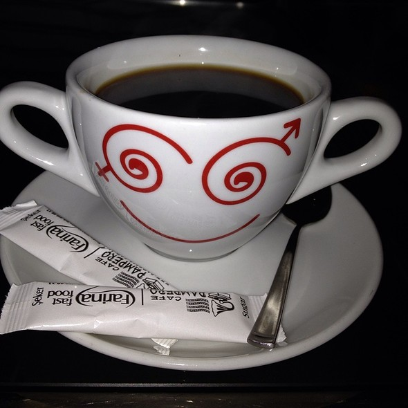 Coffee Black @ Pampero