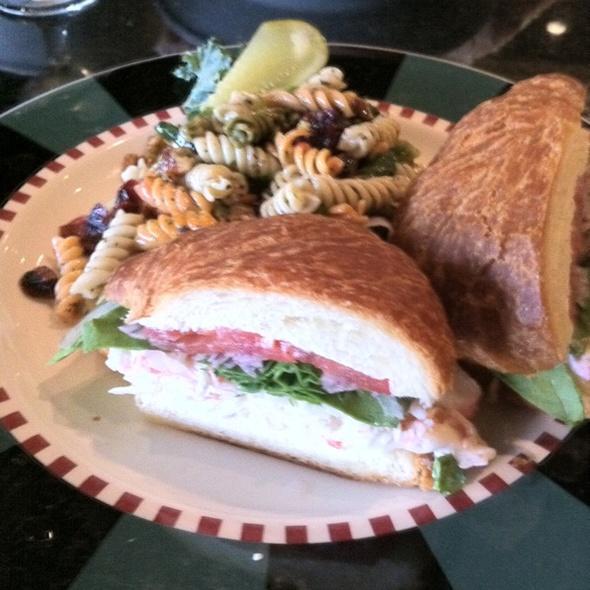 Seafood Salad on a Croissant - Milano - Latham NY, Latham, NY