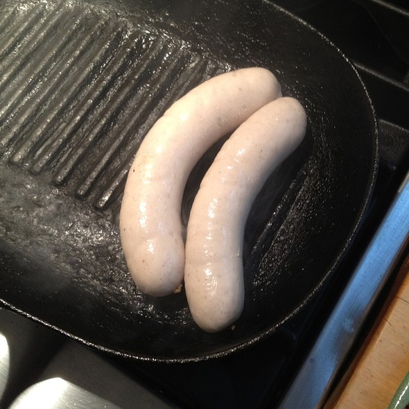Weisswurst @ 6 Old Army Post Rd