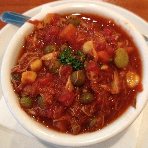 Maryland Crab Soup @ Jimmie & Sooks