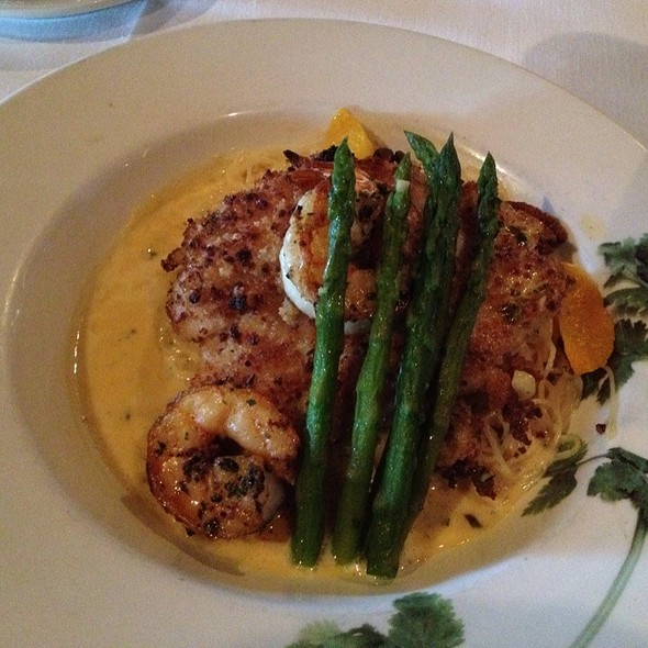 Salerno's Red Snapper - BISTECCA – An Italian Steakhouse (formerly The Grotto), Highland Village, TX