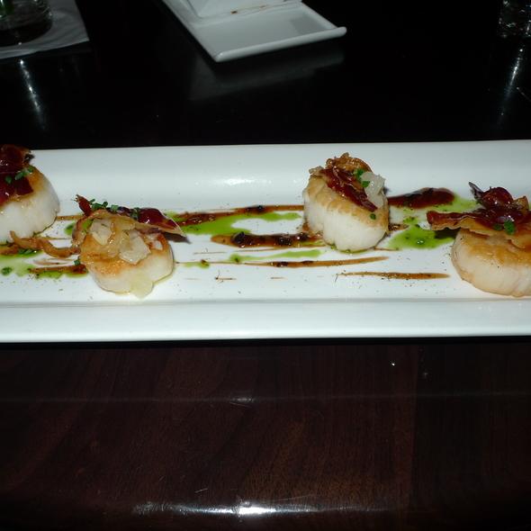 Bacon scallops @ 5A5 Steak Lounge