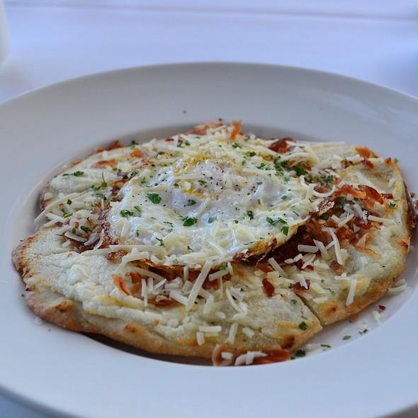 Breakfast Pizza - C Street, Richmond, VA