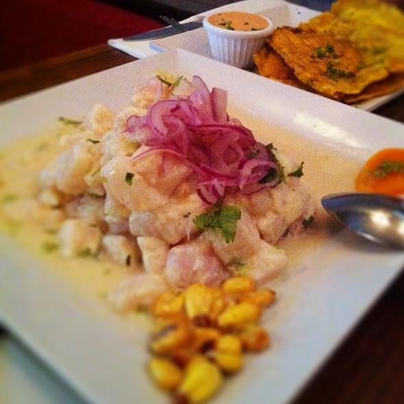 Ceviche de Pescado @ Lima