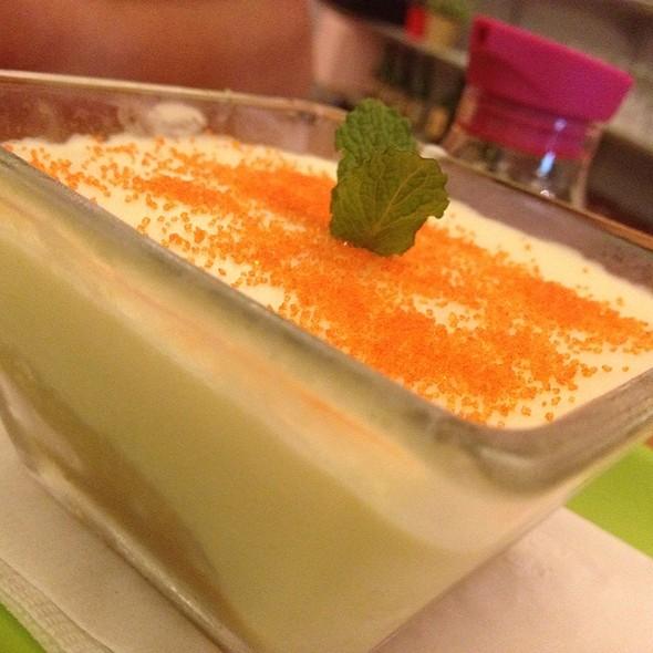 Tiramisu De Mango