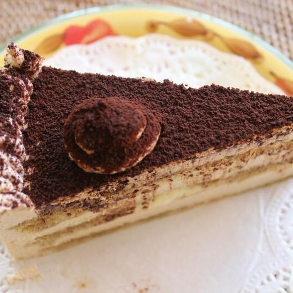 Tiramisu @ Candi Bakery