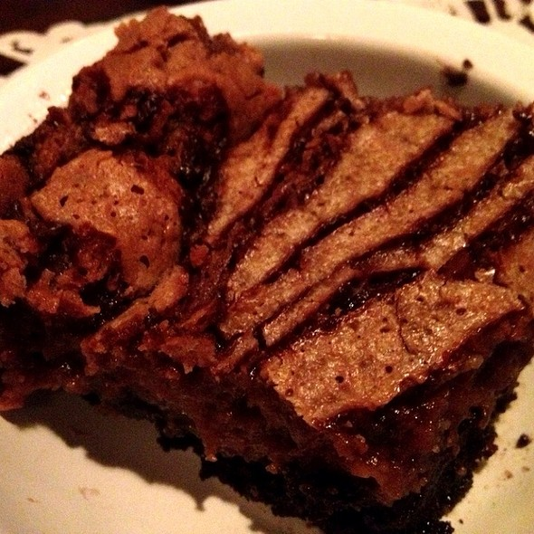 Gooey Chocolate Butter Cake @ Paula Deen's The Lady & Sons