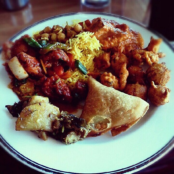 Indian Buffet @ Yak & Yeti (Westminster)