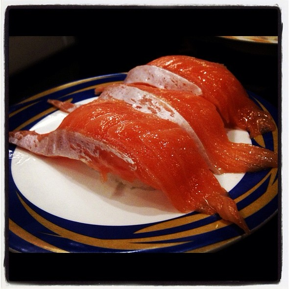 Salmon Toro Sushi @ Heiroku Sushi (เฮโรคุ ซูชิ)