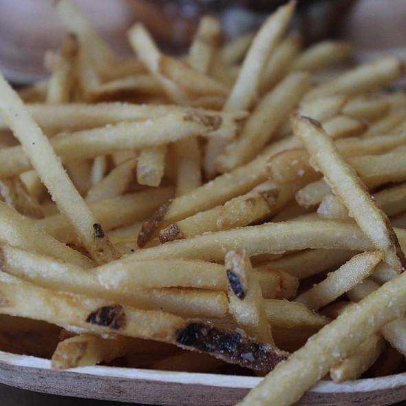 Fries @ Umami Burger