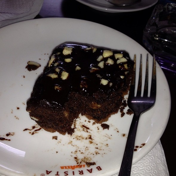 Brownie @ Barista Lavazza