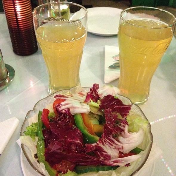 Mixed Salade @ Gelateria Frascati
