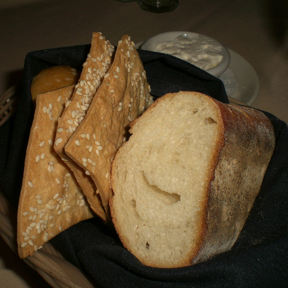 Bread @ Ruth's Chris Steak House (Oahu - Honolulu)