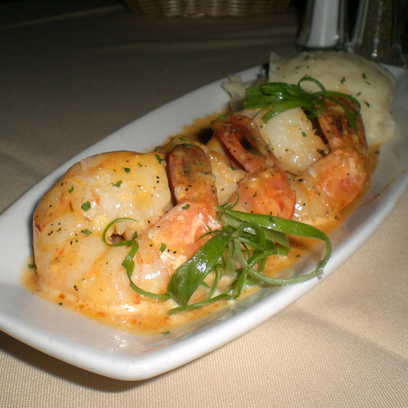 Barbecued Shrimp @ Ruth's Chris Steak House (Oahu - Honolulu)