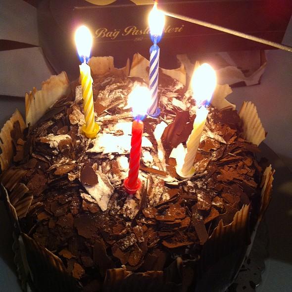 Birthday cake @ bağ pastaneleri