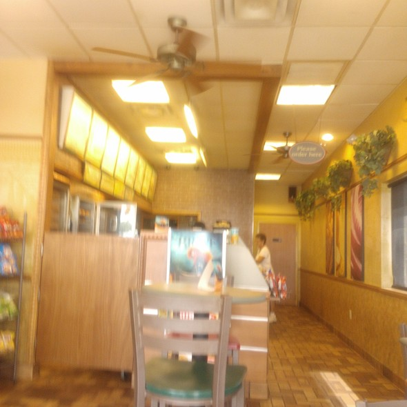 chocolate chip cookie @ Subway