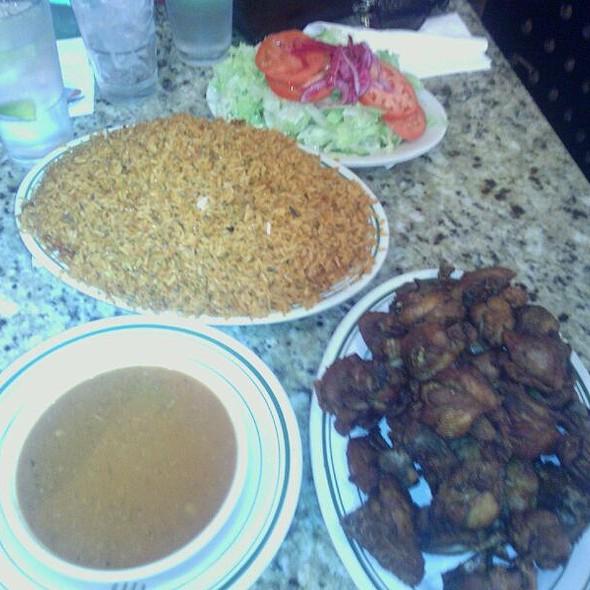 chicharrones @ El Valle Restaurant