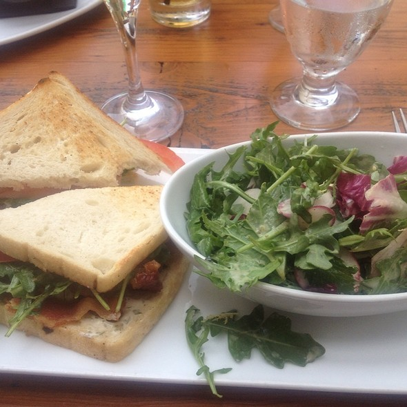 BLT @ Brick + Mortar
