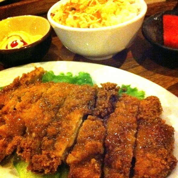 Honey Roasted Chicken @ Taipei Walker