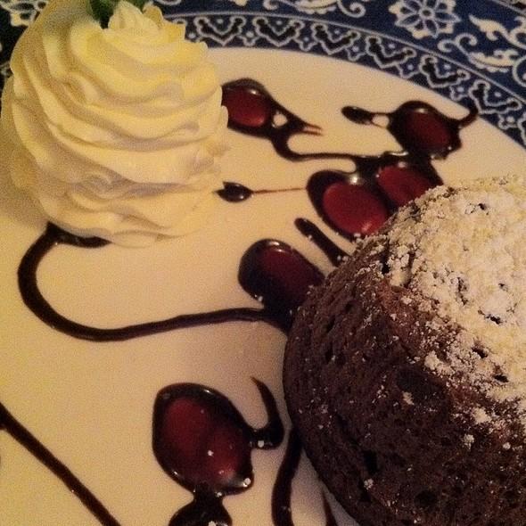 Torta Di Anni @ La Spiaggia Restaurant