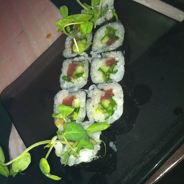 Spicy Tuna Rolls @ Haven