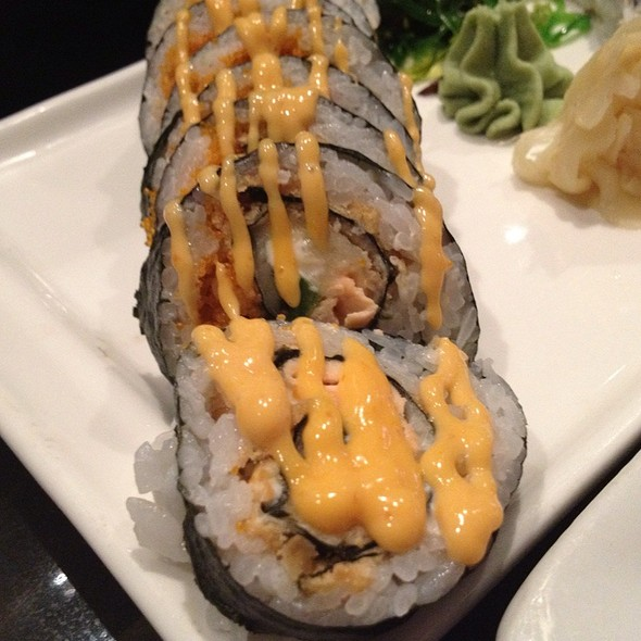 Kama Roll @ Domo Japanese Bar & Grill