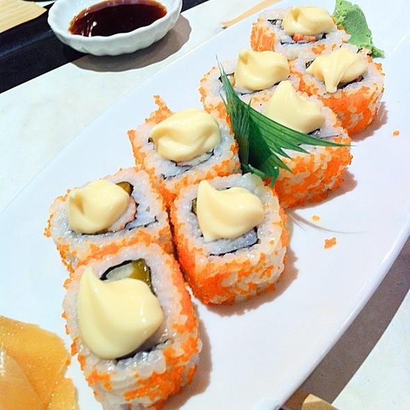 California Maki @ Tempura Japanese Grill