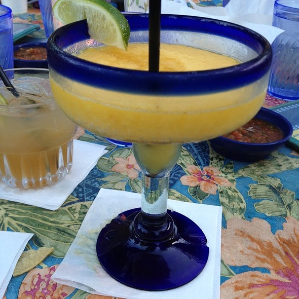 Wild Coyote Margarita - Blue Coyote Bar & Grill, Palm Springs, CA