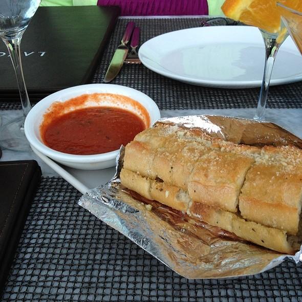 Garlic Bread - Lavo, Las Vegas, NV