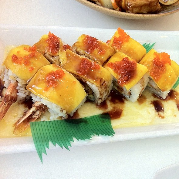 Nippon Ebi Fry Roll @ Bubble Tea