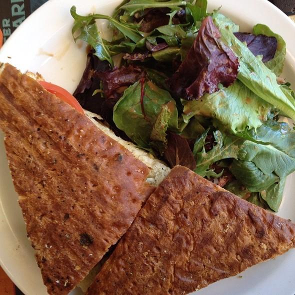 chicken panini @ Cafe Ponte