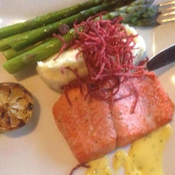 Salmon @ C.I. Shenanigans