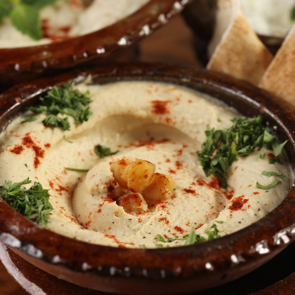 Hummus - Balade, New York, NY