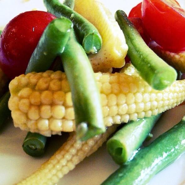 Steamed Veggies @ Home