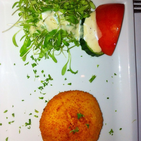 Cheese Croquete
